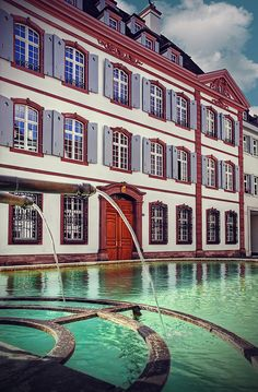 Fountains Of Basel Switzerland