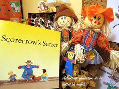 Activitati educative de la suflet la suflet: Scarecrow's secret (3,3 ani)