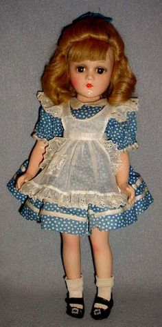 1950s M. Alexander Alice In Wonderland Doll