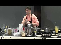 Food and Science | Lecture 1 (2012)