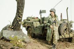 Tamiya Jeep Vignette   Jeff Feller