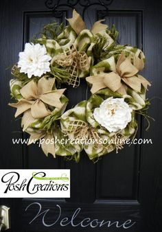 Hey, I found this really awesome Etsy listing at http://www.etsy.com/listing/163269620/fall-wreath-fall-burlap-wreath-chevron
