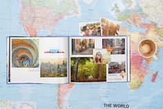 best-city-trip-photo-book-ever-travel-diary Best Cities, Photo Book, Photo Wall, Polaroid Film, City, Frame, Decor, Picture Frame, Photograph