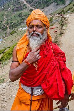 Naga Baba naked monk Varanasi  Hindu monks sadhus yogis priests etc  Varanasi Hinduism