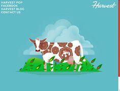 Harvest Creative Website