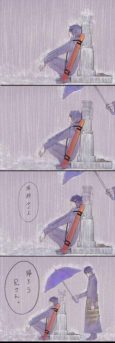 Tags: Anime, Ao no Exorcist, Okumura Rin, Okumura Yukio Fanarts Anime, Manga Anime, Anime Characters, Blue Exorcist Anime, Ao No Exorcist, Blue Exorcist Funny, Rin Okumura, Mini Comic, Otaku
