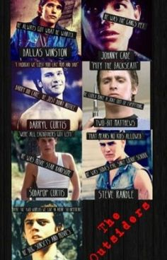 Read Troubled pasts from the story The outsiders by roseglow1578 with 4,828 reads. darry, ponyboy, outsiders. Everythin...