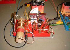 Kosmos-Radiomann mit EF98 - Audion mit der ECC91