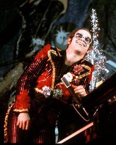 1974 Photo - Photos: Elton John's Outfits Through the Years | Rolling Stone