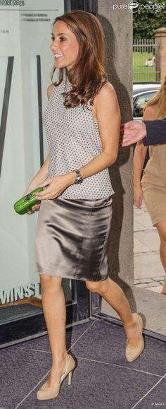 Princess Marie of Denmark - Sep. 2012