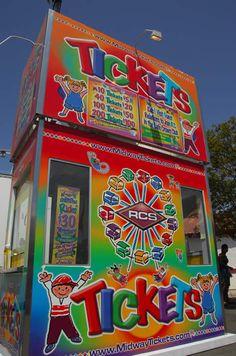 New Carnival rides coming to the AV Fair 2009!!