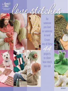 Love Stitches [AA879537] - $14.95 : Maggie Weldon, Free Crochet Patterns