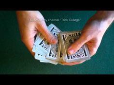 6 false shuffles using a bicycle deck Cool Magic Tricks, Magic Illusions, Learn Magic, Sleight Of Hand, Clowning Around, Card Tricks, Magic Art, Hacks Diy, The Conjuring