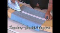 Seamless ZIG ZAG Join (technique to join denim/jeans without bulky seams)