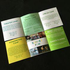 80 best brochure ideas images on pinterest brochure ideas