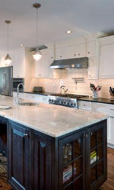 Fabulous white kitchen
