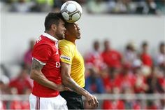 Benfica goleado no particular com o Young Boys