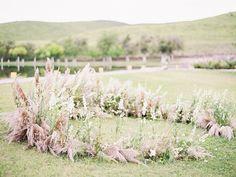 Ceremony Circle of Flowers