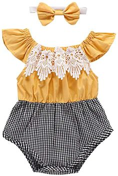 Borlai Baby Girl Summer Vertical Striped Dress Casual Ruffled Swing Dress