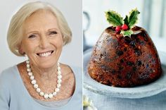 Mary Berry's top tips for the ultimate Christmas pudding – start it now Mary Berry's Christmas pudding recipe: Bake Off star's top tips for the ultimate figgy pudding – Mirror Online Chia Pudding, Avocado Pudding, Keto Pudding, Malva Pudding, Pudding Recipes, Recipe For Figgy Pudding, Sticky Pudding, Xmas Food, Christmas Cooking