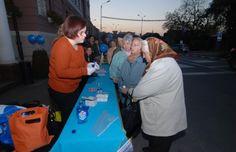 Ziua Mondială a Diabetului a fost marcată la Lugoj vineri, 14 noiembrie, prin testarea gratuită a glicemiei. Zeci de persoane și-au făcut gratuit test