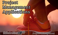 Find out about Project Management Applications at SkillsGrabber.com