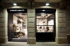 Restaurante Cornelia and Co, Barcelona. C. Valencia 225