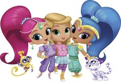 Shimmer and Shine Birthday Invitations . 30 Luxury Shimmer and Shine Birthday Invitations . Shimmer & Shine Double Birthday Invitation by 4th Birthday, Birthday Party Themes, Birthday Invitations, Shimmer And Shine Characters, Shimmer And Shine Cake, Disney Princess Facts, Puppy Coloring Pages, Phineas Y Ferb, Pinturas Disney