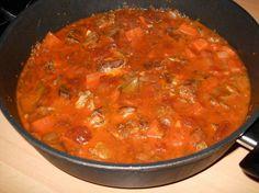 Italiaanse rundvlees stoofpot