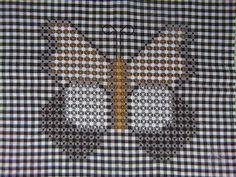 papillon en broderie suisse - Recherche Google