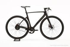 Vanhawks... carbon frame, belt drive, internal geared hub... impressively priced at $1600
