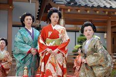 Japanese Culture, Japanese Art, Japanese Princess, Edo Period, Japanese Beauty, Historical Costume, Period Dramas, Geisha, Kimono