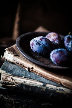 Plums by cajas666 on Flickr
