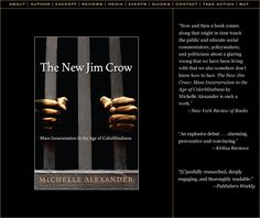 Informative and easy to read. Recommended for anyone interested in racial justice, incarceration issues, the War on Drugs, the justice system. Civil Rights Lawyer, Civil Rights Attorney, Good Books, Books To Read, My Books, Crow Pictures, War On Drugs, Jim Crow, Chapter One