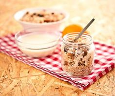 Sladký kuskus Food Inspiration, Cereal, Healthy Recipes, Breakfast, Desserts, Fitness, Morning Coffee, Tailgate Desserts, Deserts