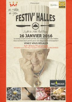 Evening Festiv'Halles January 26, 2016