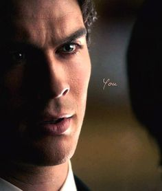 """""""Don't tell them I'm here. They had a fight. I know you want to stop it. Protect her from him. But you're young, you don't see what I see. It's not just that she makes him a better person, she does, but he changes her too. Damon challenges her, surprises her, he makes her question her life, beliefs. Stefan is different, his love is pure, he'll always be good for her. Damon is either the best thing for her or the worst.""""-Rose"""