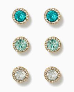 charming charlie   Rising Jewels Earring Set   UPC: 450900510657 #charmingcharlie