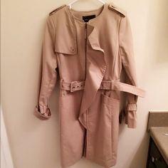 Spotted while shopping on Poshmark: BCBG long trench coat! #poshmark #fashion #shopping #style #BCBG #Jackets & Blazers
