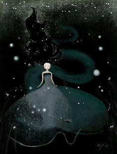 My Blue Monster (2009) - Anne-Julie Aubry