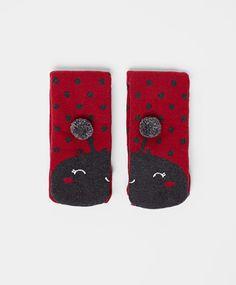 Ladybird Socks #oysho #socks
