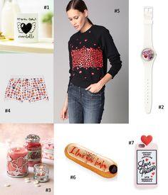 Idées originales de cadeaux pour la Saint Valentin