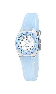 Calypso watches Mädchen-Armbanduhr Analog Kautschuk K6043/D - http://autowerkzeugekaufen.de/calypso/calypso-watches-maedchen-armbanduhr-analog-d