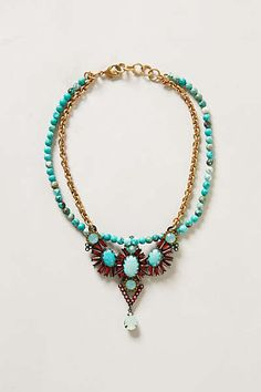 Anthropologie - Vanuatu Necklace