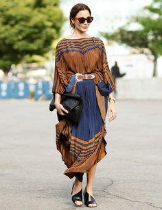 エチェ・スカン(Ece Sukan)トレンドカラーその1:ブラウンを狙え|#16SS #NYFW で発見! スカートにまつわる8つの新トレンド