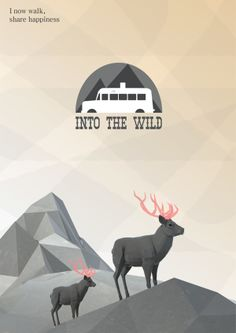 INTO THE WILD by Hwang-Il Kim, via Behance