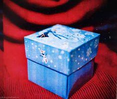 Invitatie cutie Elsa of Arendelle 133 Decorative Boxes