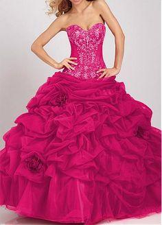 Beautiful  Ball Gown Sweetheart Prom Dress/ Feel like a princess :)
