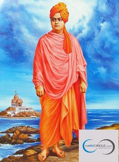 """""""Take Risks in Your Life If u Win, U Can Lead! If u Lose, U Can Guide!""""- Swami Vivekananda  ''Tributes to the great Swami Vivekananda on his birth anniversary. Greetings on Swami Vivekananda's 155th birth anniversary """"National Youth Day"""" #SwamiVivekananda #NationalYouthDay"""