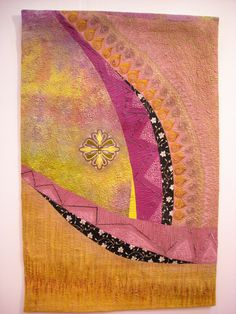 Quilt by Pia Welsch, 2011 Festival of Quilts, photo by Chantal Guillermet